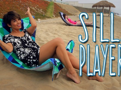La Mejor Silla para Relajarte en la Playa - Maiah Ocando #mituverano #viveelverano