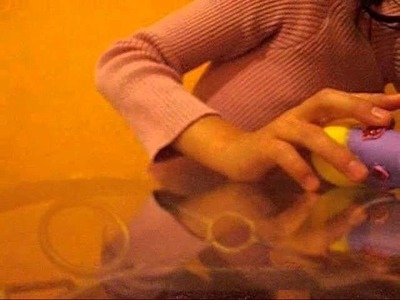 Mi Manualidad Como Decorar Un Huevo De Princesa. .wmv