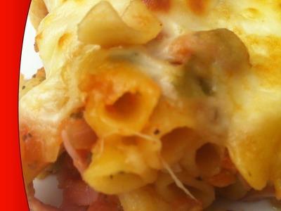 Pasta a la Cacerola -- Super Rica!