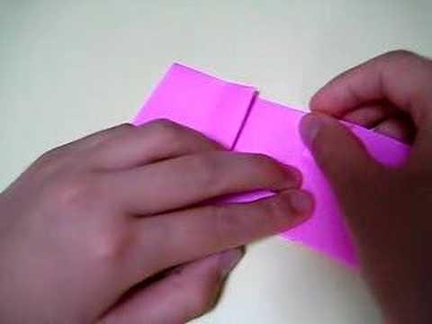Caramelo (candy) en origami