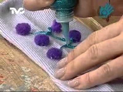 Cómo hacer Calcetines Pantuflas (EC)