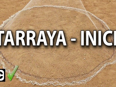 Cómo Hacer el Tejido de Atarraya para Pesca