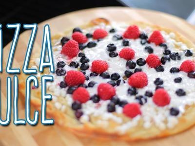 Cómo Hacer Pizza Dulce en Casa: Fácil y Rápido - El Guzii #mituverano #viveelverano
