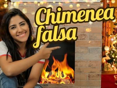 CREA TU PROPIA CHIMENEA FACIL | MUSAS KAREN | LOS POLINESIOS