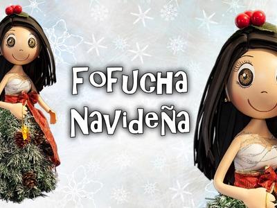FOFUCHA NAVIDEÑA - GOMA EVA
