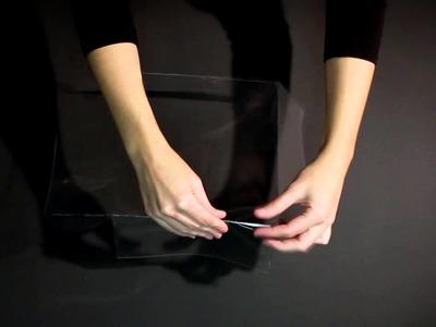 Caja para pasteles y tartas - Vídeo de montaje ref. 2242 SelfPackaging
