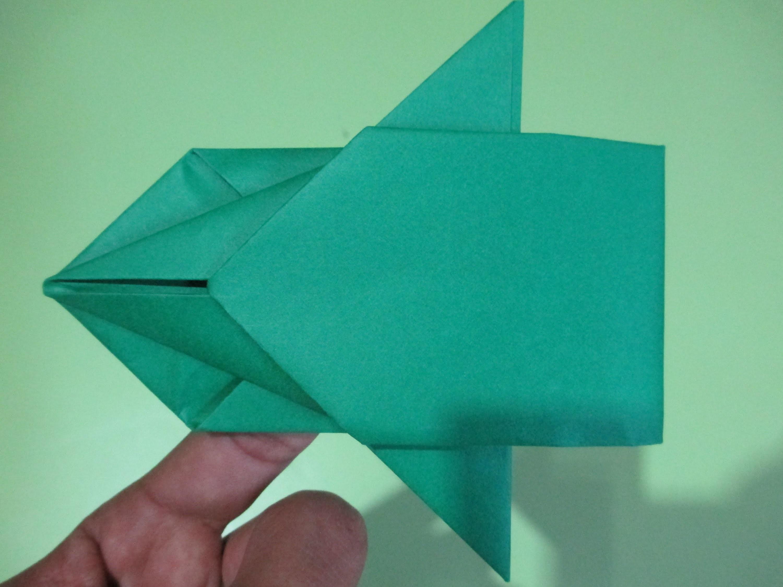 COMO HACER UN   AVIÓN DE PAPEL F-1│Crazy Origami