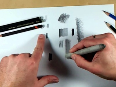 Como Sombrear con Lapiz: Como sombrear dibujos
