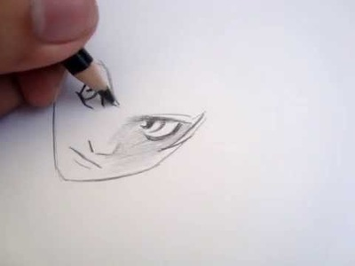 DIBUJANDO A LINK (TWILIGHT PRINCESS) - DRAWING TO LINK TWILIGHT PRINCESS