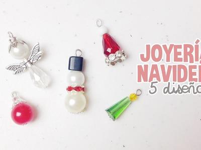 DIY: JOYERIA NAVIDEÑA ♥ IDEAS PARA REGALAR