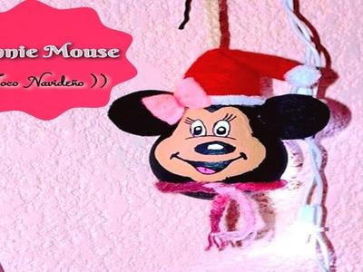 Minnie Mouse (( Foco Navideño ))