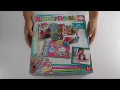 Mis álbumes scrapbook en www.elosito.com