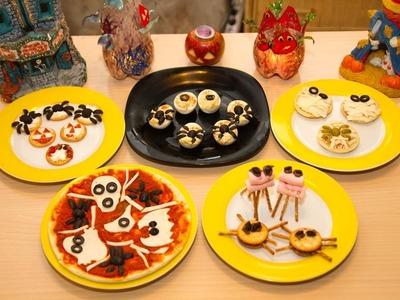 Recetas Halloween para Fiesta y Party Dulce y Salado