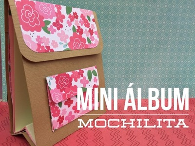 TUTORIAL Mini álbum Regreso a Clases