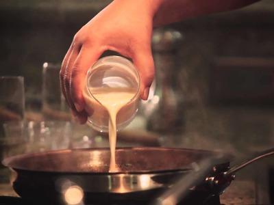 Cocina Bravo: Medallones de Res en salsa de vino y queso azul