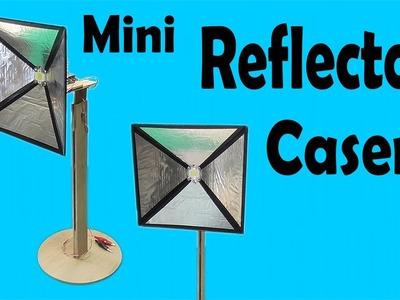 Cómo Hacer Un Reflector Casero (muy fácil de hacer)