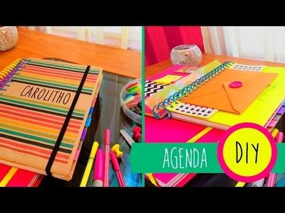DIY AGENDA 2015 - 2016| PLANNER 2015 - 2016
