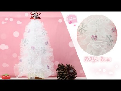 DIY: Árbol de Navidad Kawaii | Christmas tree | Akari Beauty