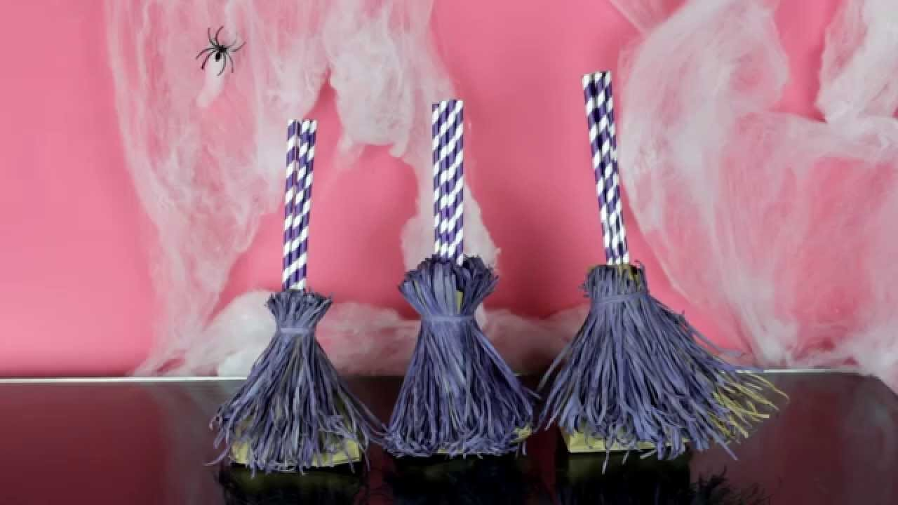 Halloween DIY Dulces. Ideas para decorar dulces de Halloween - Hablobajito