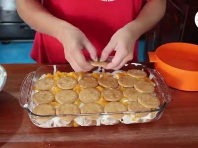 Pastel Frío (rápido, fácil y sin horno) - ¡A Cocinar! con Karla - Fem Life