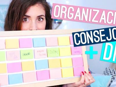 TIPS DE ORGANIZACION (+PLANNER DIY)  | Ale90cb