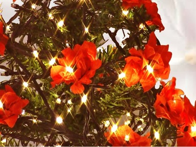 Como decorar con luces en Navidad - How to decorate with Christmas lights