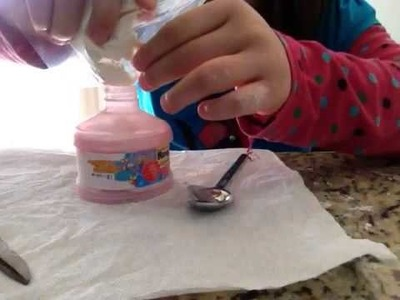 Como hacer leche casera para sus neos de distroller