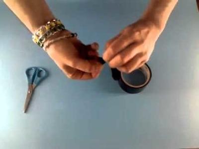 Cómo hacer un quita pelusa casero