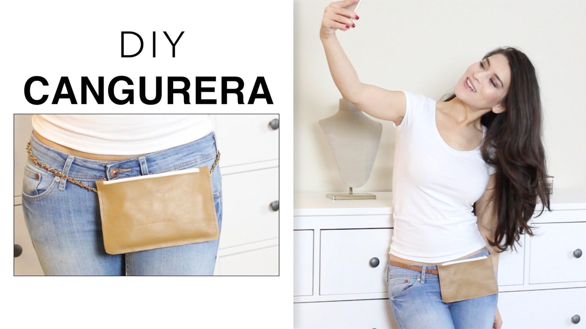 DIY CREA UNA CANGURERA FASHION - Fashion Riot