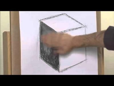 Curso Práctico de Dibujo y Pintura Nº 1 (El Carboncillo Primeros Trazos)