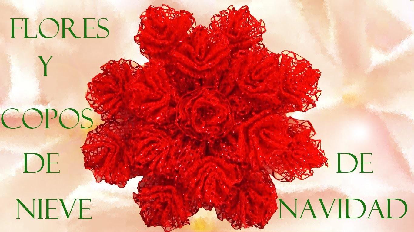 Manualidades moños y decoraciones navideñas- Crafts bows and Christmas decorations
