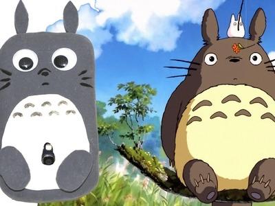 Cómo hacer Funda para móvil  kawaii de Totoro