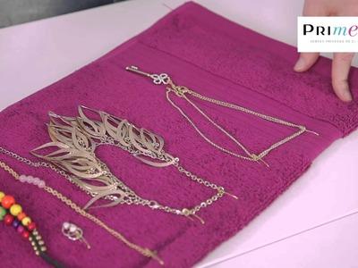 DIY: porta-joyas para viajar