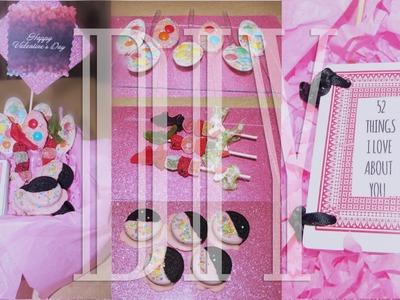DIY regalos fáciles de ultima hora para San Valentin by GabyEVP (colaboración)