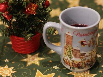 Glühwein o Vino Caliente con Especias Casero -  Recetas para Navidad