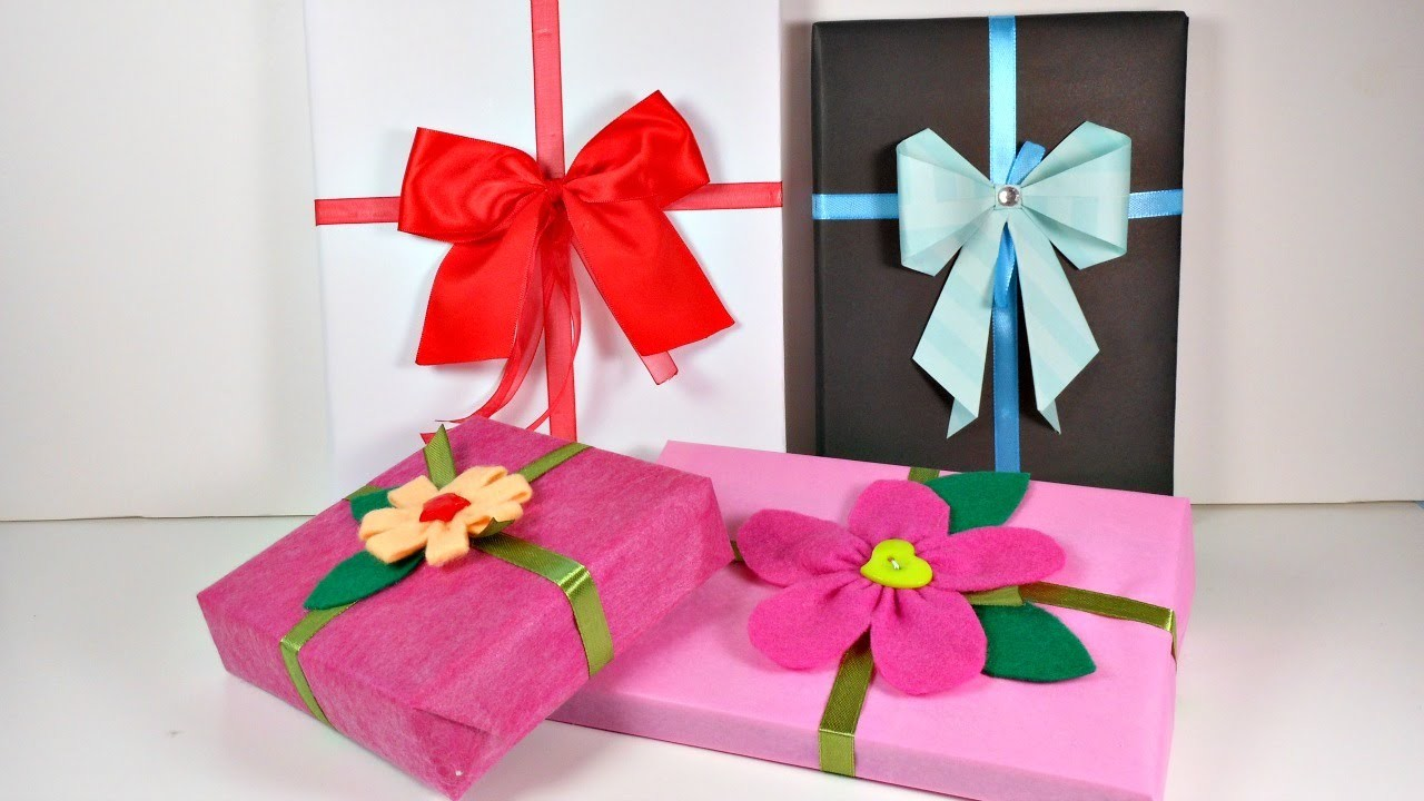 Ideas para envolver regalos #2 | Regalos Originales | Mundo@Party