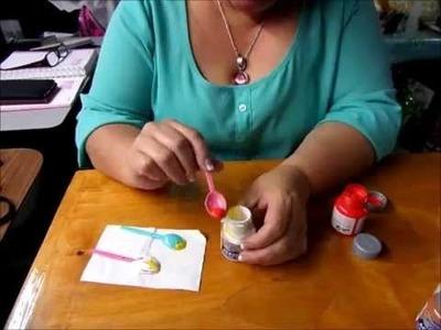 Pintura en tela -  Cómo hacer color piel