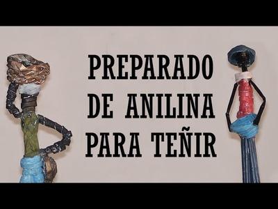 Preparado de Anilina para Teñir