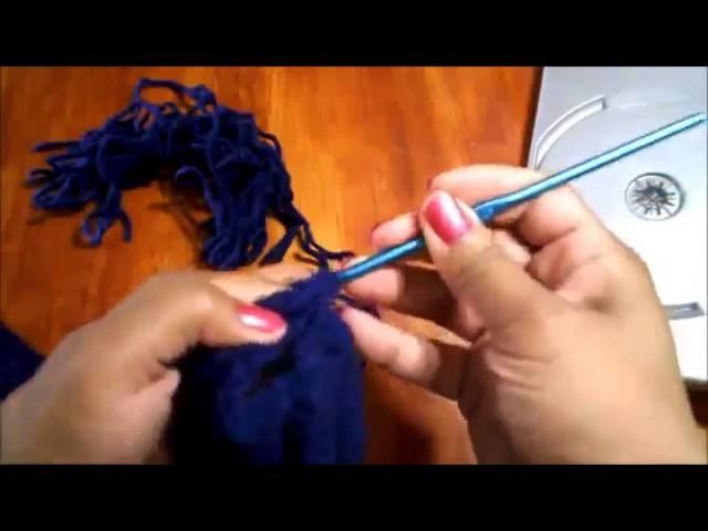 Bufanda en crochet que hace juego con Beanie Hat - Ideas de cintillos y bufandas