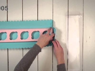 Cajas para 5 Cupcakes - Vídeo de montaje ref. 3005 SelfPackaging