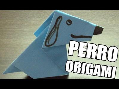 Como hacer un origami de papel | COMO HACER UN PERRO DE PAPEL EN ORIGAMI (Muy fácil)