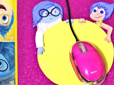 Inside Out: Cómo hacer alfombrilla para ratón. Inside Out Mousepad