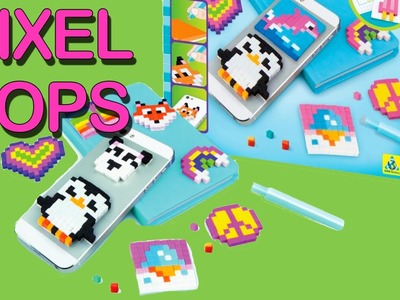 Juguete de Pixel Pops: revisión y sorteo