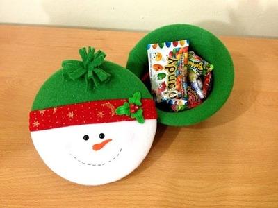 Programa Nuestra Casa. Carameleras navideñas. 3.5