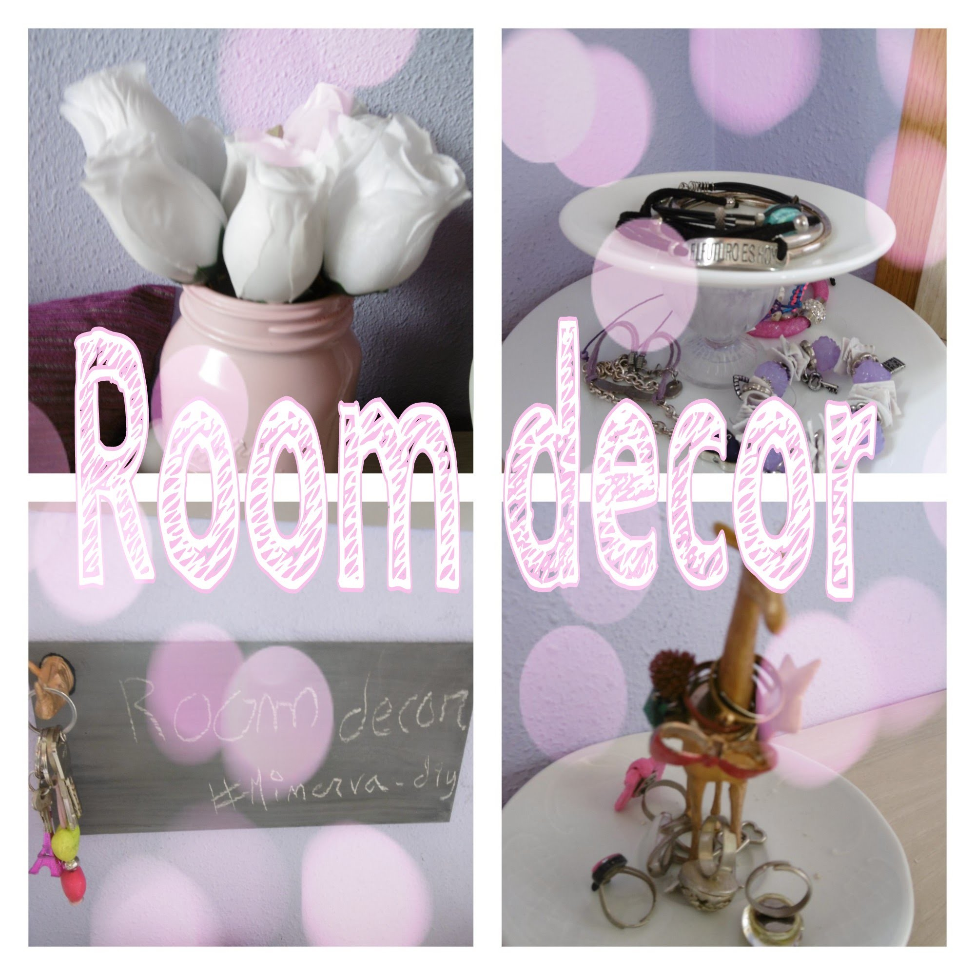 Room decor || Minerva diy
