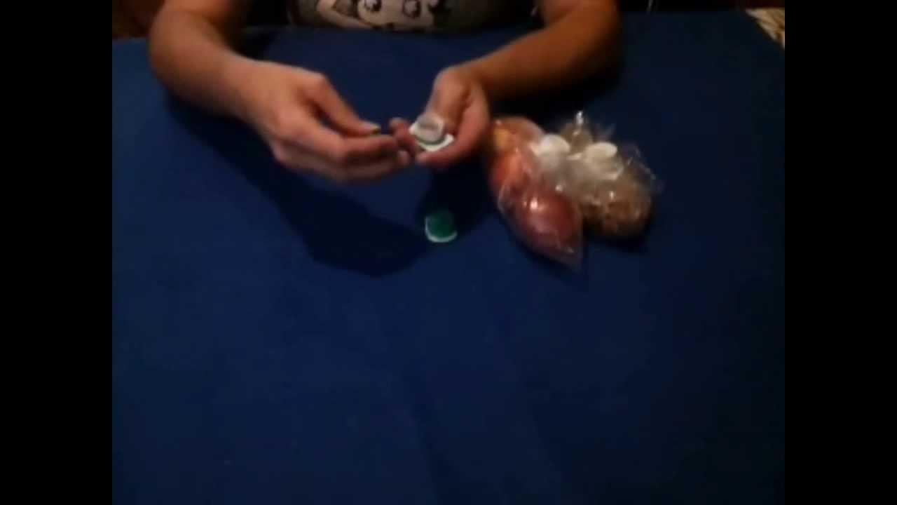 Cerrar bolsas plásticas con tapas - manualidades para niños - ChispiKids