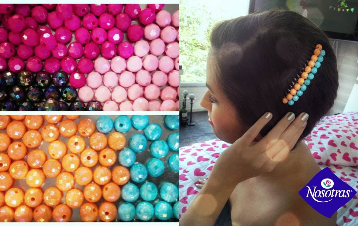 ¡Aprende a decorar tu cabello con Nanny by Nosotras!