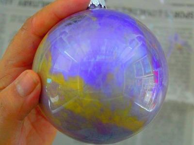Adorno de esfera para Navidad