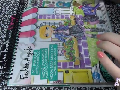 ASMR español | Pencil sounds | Spanish whispers | Coloreando con lápices