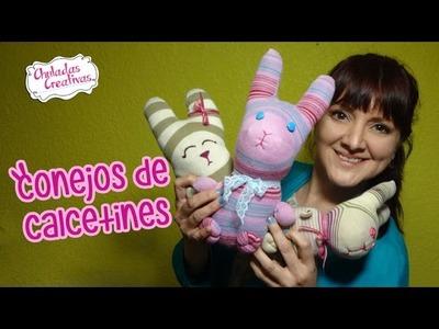 Conejo de Calcetín :: Chuladas Creativas Sammily